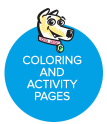 Coloring and activity pages