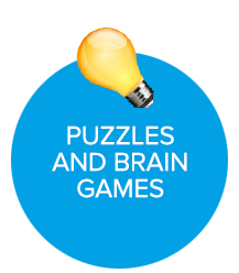 Puzzles and brain games